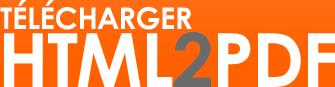 HTML2PDF GRATUIT TÉLÉCHARGER